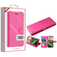 MyBat MyJacket Wallet Element Series for Samsung Galaxy Note 10 (6.3) - Hot Pink