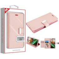 MyBat MyJacket Wallet Xtra Series for Samsung Galaxy Note 10 (6.3) - Rose Gold