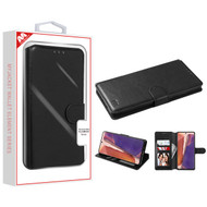 MyBat MyJacket Wallet Element Series for Samsung Galaxy Note 20 - Black