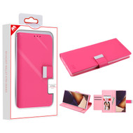 MyBat MyJacket Wallet Xtra Series for Samsung Galaxy Note 20 Ultra - Hot Pink / Pink