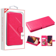 MyBat MyJacket Wallet Element Series for Samsung Galaxy Note 20 Ultra - Hot Pink