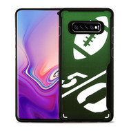 MyBat Vista Hybrid Protector Cover for Samsung Galaxy S10 plus - Kickoff / Black