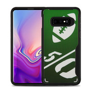 MyBat Vista Hybrid Protector Cover for Samsung Galaxy S10E - Kickoff / Black