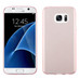 MyBat Candy Skin Cover for Samsung G930 (Galaxy S7) - Glossy Transparent Rose Gold