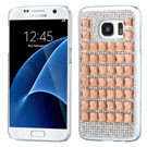 MyBat Desire Back Protector Cover for Samsung G930 (Galaxy S7) - Rose Gold