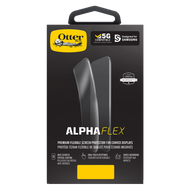 Otterbox - Alpha Flex Screen Protector for Samsung Galaxy S21 Plus 5G - Clear