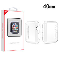MyBat Apple Watch Transparent Case for Apple Watch Series 4 40mm - Transparent Clear