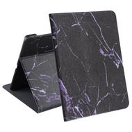 MyBat MyJacket Wallet for Apple iPad Air 10.9 (2020) - Black / Marble