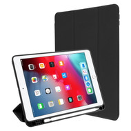 MyBat Slim Fit Smart MyJacket with Trifold Stand for Apple iPad 9.7 (2017) (A1822,A1823) / iPad 9.7 (2018) (A1954,A1893) - Black