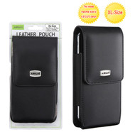 Airium XL Size Vertical Pouch-Y Series - Black