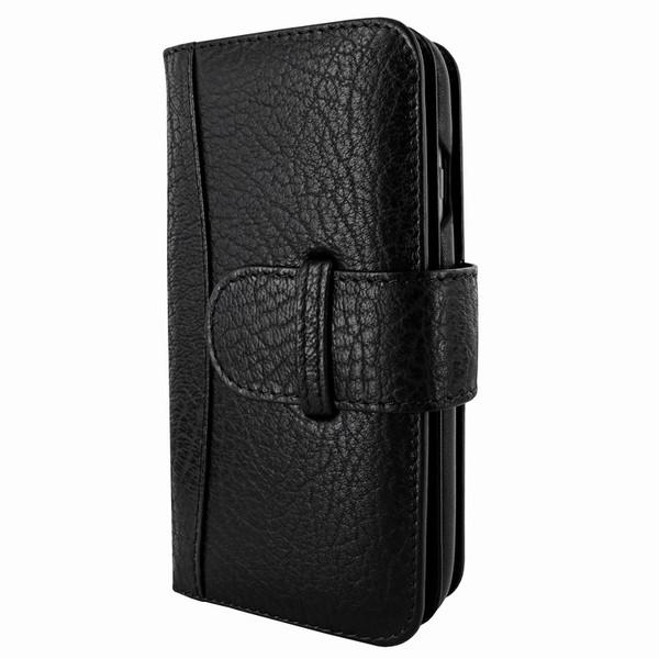 Piel Frama 764 Black Karabu WalletMagnum Leather Case for Apple iPhone 7 / 8