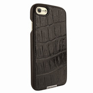 Piel Frama 763 Brown Wild Crocodile FramaSlimGrip Leather Case for Apple iPhone 7