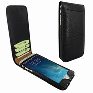 Piel Frama 761 Black Karabu Classic Magnetic Leather Case for Apple iPhone 7 / 8
