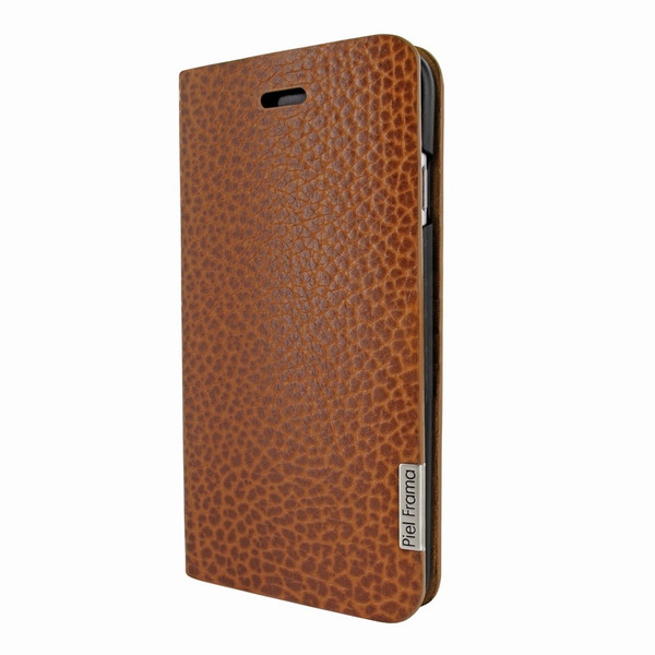 Piel Frama 767 Tan Karabu FramaSlimCards Leather Case for Apple iPhone 7 Plus / 8 Plus