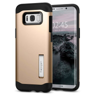 Samsung Galaxy S8 Plus Spigen Slim Armor Case - Gold Maple
