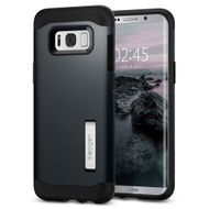Samsung Galaxy S8 Plus Spigen Slim Armor Case - Metal Slate