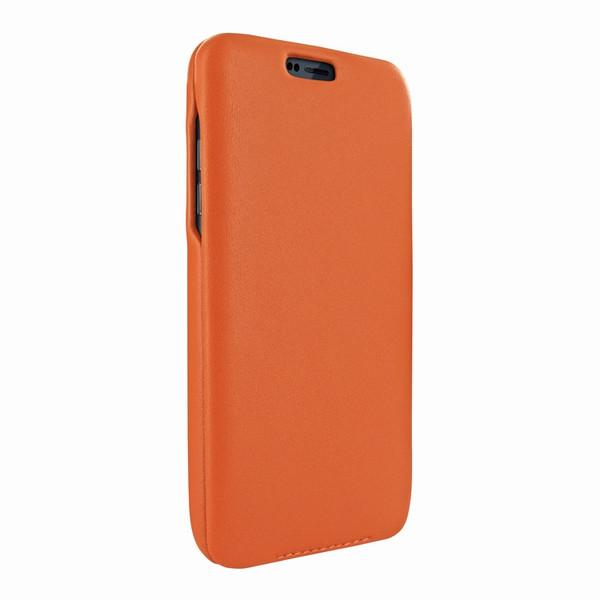 Piel Frama 778 Orange iMagnum Leather Case for LG G6