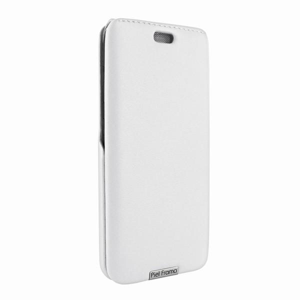 Piel Frama 784 White iMagnum Leather Case for Samsung Galaxy S8