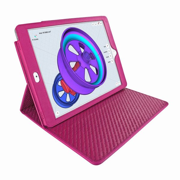 """Piel Frama 786 Pink Cinema Magnetic Leather Case for Apple iPad Pro 10.5"""""""