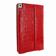 Piel Frama 786 Red Crocodile Cinema Magnetic Leather Case for Apple iPad Pro 10.5""