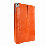Piel Frama 786 Orange Crocodile Cinema Magnetic Leather Case for Apple iPad Pro 10.5""