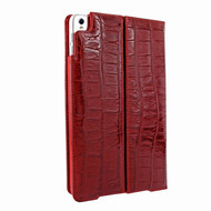 Piel Frama 786 Red Wild Crocodile Cinema Magnetic Leather Case for Apple iPad Pro 10.5""