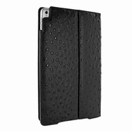 Piel Frama 786 Black Ostrich Cinema Magnetic Leather Case for Apple iPad Pro 10.5""