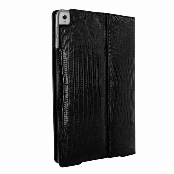 "Piel Frama 786 Black Lizard Cinema Magnetic Leather Case for Apple iPad Pro 10.5"""