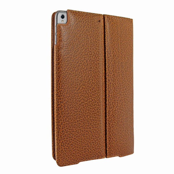"Piel Frama 786 Tan Karabu Cinema Magnetic Leather Case for Apple iPad Pro 10.5"""