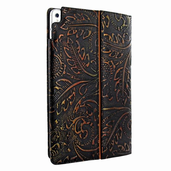 "Piel Frama 786 Black Nspire Cinema Magnetic Leather Case for Apple iPad Pro 10.5"""
