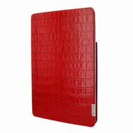 Piel Frama 787 Red Crocodile FramaSlim Leather Case for Apple iPad Pro 10.5""