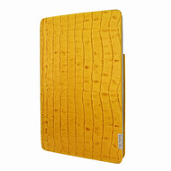 Piel Frama 787 Yellow Crocodile FramaSlim Leather Case for Apple iPad Pro 10.5""