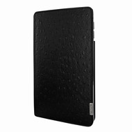 Piel Frama 787 Black Ostrich FramaSlim Leather Case for Apple iPad Pro 10.5""