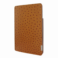Piel Frama 787 Tan Ostrich FramaSlim Leather Case for Apple iPad Pro 10.5""