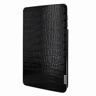 Piel Frama 787 Black Wild Crocodile FramaSlim Leather Case for Apple iPad Pro 10.5""