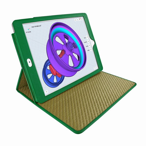 """Piel Frama 789 Green Cinema Magnetic Leather Case for Apple iPad Pro 12.9"""" (2017)"""