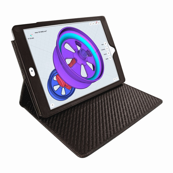 """Piel Frama 789 Brown Cinema Magnetic Leather Case for Apple iPad Pro 12.9"""" (2017)"""