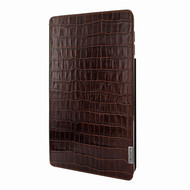 "Piel Frama 790 Brown Crocodile FramaSlim Leather Case for Apple iPad Pro 12.9"" (2017)"