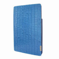 "Piel Frama 790 Blue Crocodile FramaSlim Leather Case for Apple iPad Pro 12.9"" (2017)"