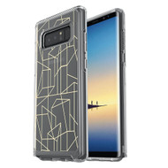 Samsung Galaxy Note 8 Otterbox Symmetry Clear Graphics Case - Drop Me A Line