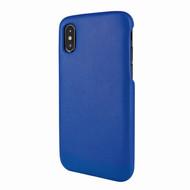 Piel Frama 791 Blue FramaSlimGrip Leather Case for Apple iPhone X