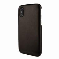 Piel Frama 791 Brown FramaSlimGrip Leather Case for Apple iPhone X