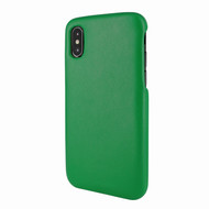 Piel Frama 791 Green FramaSlimGrip Leather Case for Apple iPhone X