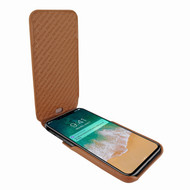 Piel Frama 792 Tan iMagnum Leather Case for Apple iPhone X