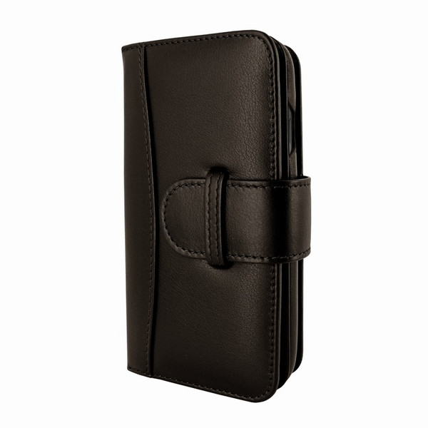 Piel Frama 793 Brown WalletMagnum Leather Case for Apple iPhone X