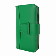 Piel Frama 793 Green WalletMagnum Leather Case for Apple iPhone X