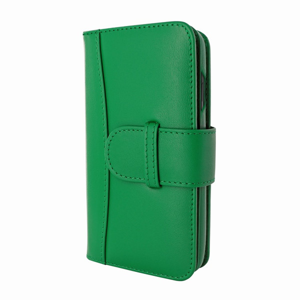 Piel Frama 793 Green WalletMagnum Leather Case for Apple iPhone X / Xs