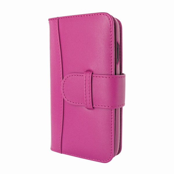 Piel Frama 793 Pink WalletMagnum Leather Case for Apple iPhone X