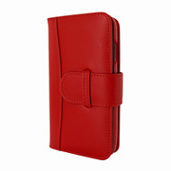 Piel Frama 793 Red WalletMagnum Leather Case for Apple iPhone X