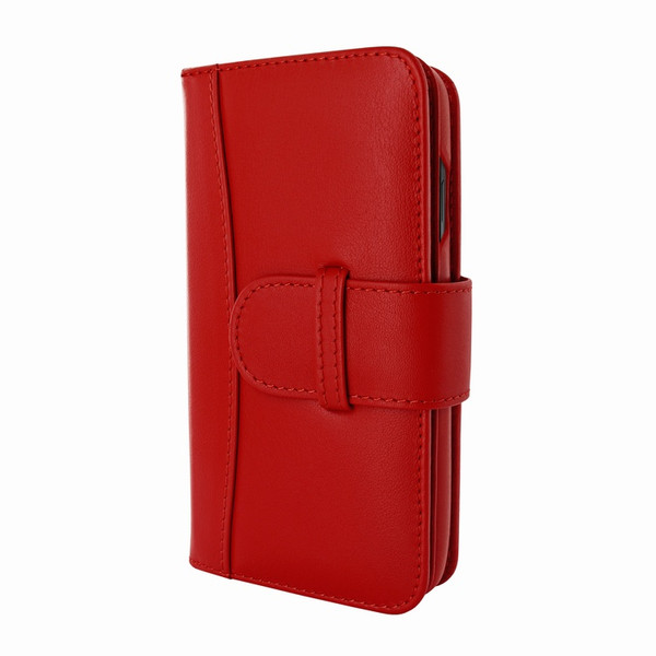 Piel Frama 793 Red WalletMagnum Leather Case for Apple iPhone X / Xs